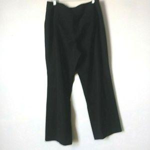 Style&co. Pants - 5/$15 Style & Co. 14W Black Career Wear Slacks